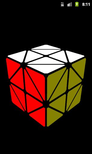 Skewed Rubiks Cube Variant