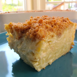 Noodle Kugel With Cream Cheese And Sour Cream Recipes