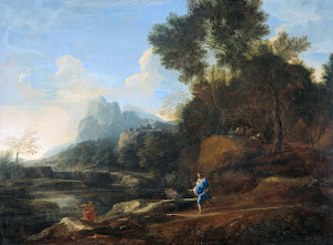 RIJKS: Gaspard Dughet: painting 1640