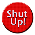 Shut Up! : The App icon