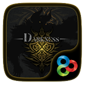Download Darkness GO Launcher Theme APK to PC