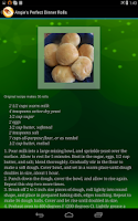 Screenshot of Bread Recipes