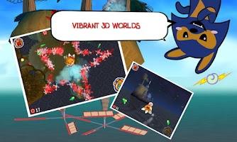 Screenshot of Rocket Fox