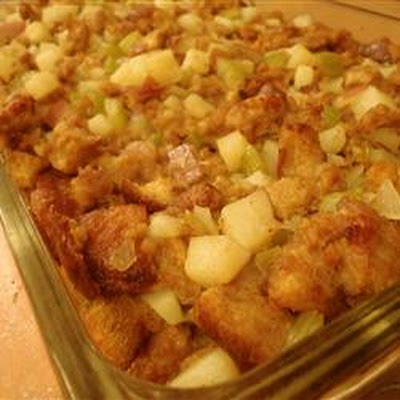 Potato Sausage Stuffing