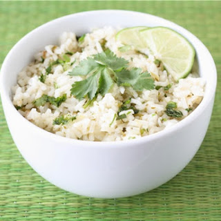 Cilantro Rice And Peas Recipes