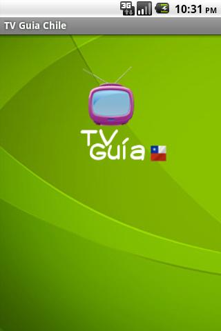tv-guia-chile for android screenshot