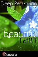 Screenshot of Beautiful Rain Relaxation