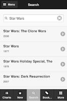 Screenshot of Movie Transcript Database