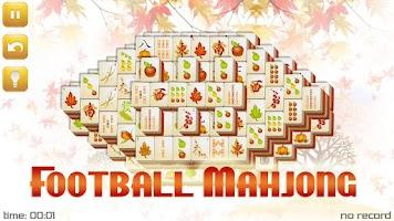 Screenshot of Fall Mahjong