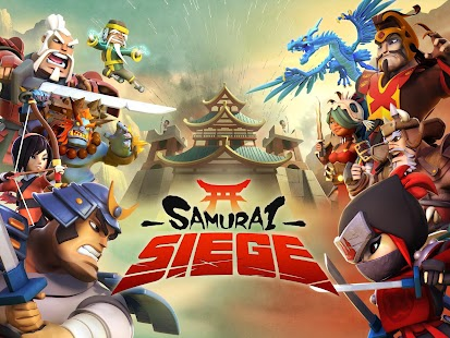 Samurai Siege Screenshot
