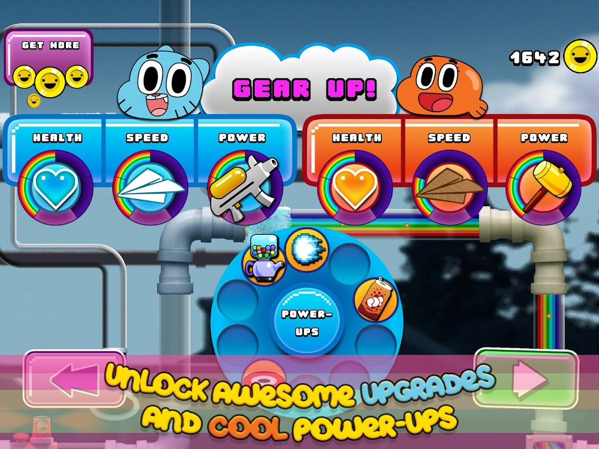 Gumball Rainbow Ruckus Screenshot 12