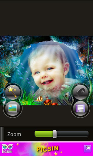 baby-frames for android screenshot