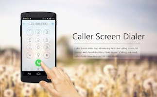Screenshot of Caller Screen Dialer