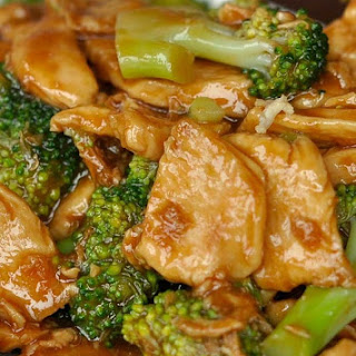 Chicken and Broccoli Stir Fry