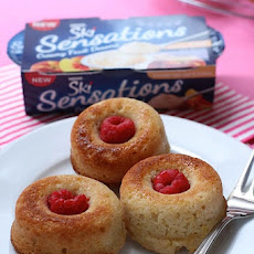 Berry Baked Doughnuts with Ski Sensations