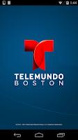 Screenshot of Telemundo Boston
