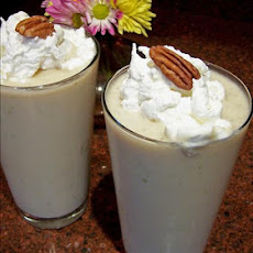 Kahlua, Pineapple, Apple, Banana Smoothie