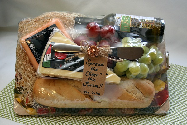 How To Make A Cheese Board Mishloach Manot *Giveaway.