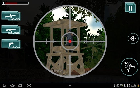 COMMANDO COUNTER STRIKE:ATTACK APK screenshot thumbnail 17
