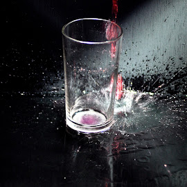 The human life of is like a dance on misery by Benny Rahardja - Food & Drink Alcohol & Drinks (  )