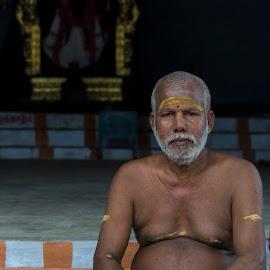 by Sathwik Shankar - People Portraits of Men