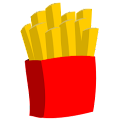 Don't Burn The Fries icon