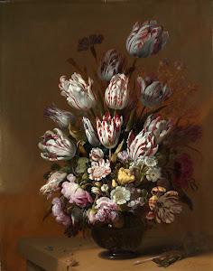 RIJKS: Hans Bollongier: Floral Still Life 1639