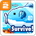 Survive! Mola mola! APK for Bluestacks