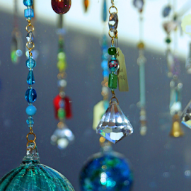 Glass Chimes by Tina Hailey - Artistic Objects Glass ( chimes, glass, tinas capture moments,  )