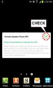 SPEAKER-PHONE - screenshot