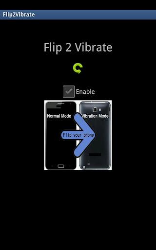 Flip 2 Vibrate