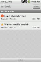 Screenshot of Welches Netz?