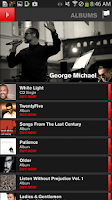 Screenshot of George Michael