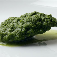 Green Chutney ( Indian Mint - Cilantro Chutney )