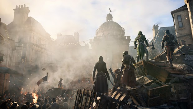 We can still innovate over the long term with Assassin's Creed says Ubisoft CEO Yves Guillmot