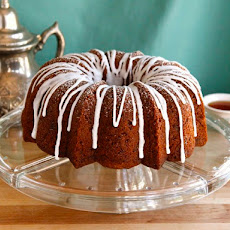 Honey Apple Cake