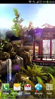 Screenshot of Oriental Garden 3D free