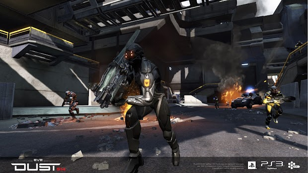 State Of Free-To-Play: Dust 514