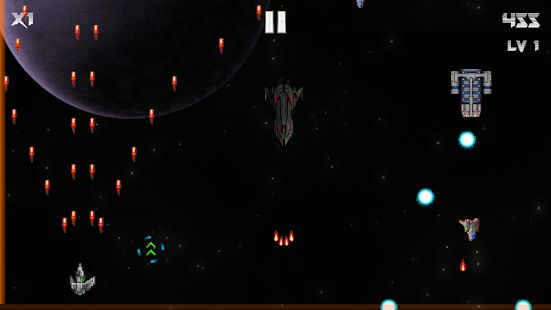 Space Shooter 90 - screenshot
