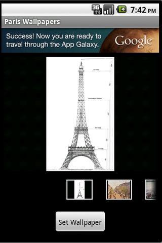 個人化必備APP下載|Paris Wallpapers 好玩app不花錢|綠色工廠好玩App