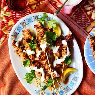 Coconut Peanut Butter Chicken Recipes