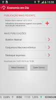 Screenshot of Bradesco Net Empresa