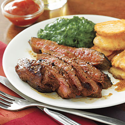 Cola- Marinated Flank Steak