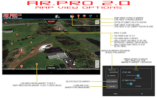 Screenshot of AR.Pro 2.1