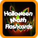 Halloween Math Flashcard, P&Q