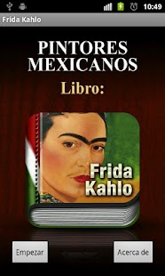 AUDIOLIBRO: Frida Kahlo - screenshot