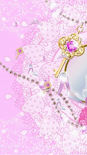 Shiny Princess Castle ライブ壁紙