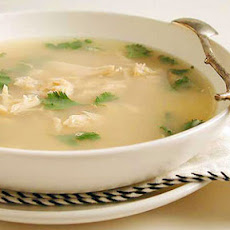 Yucatán Turkey Lime Soup