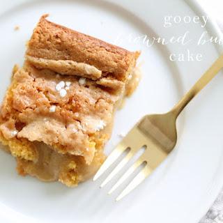 Gooey Butter Cake Brown Sugar Recipes