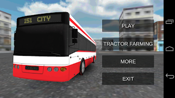 Screenshot of Bus Parking 3D